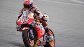 """Marquez: """"Preoccupato per l'asfalto e Il meteo di Silverstone"""""""