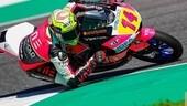 Moto3, prove libere: Tony Arbolino comanda a Silverstone