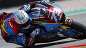 Moto2, qualifiche: Alex Marquez si prende la pole, Marini primo tra gli italiani