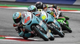 Moto3 Silverstone, gara: vince Ramirez, doppio podio italiano