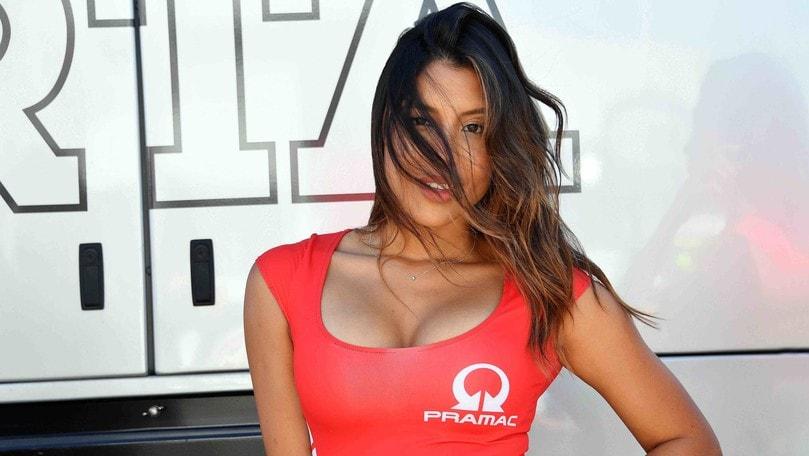 Sexy MotoGP: le ragazze più belle di Misano - FOTO