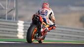 MotoGP Aragon, day1: c'è ancora Marquez al comando