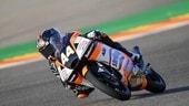Moto3 Aragon, qualifiche: Biaggi si prende la pole con Canet