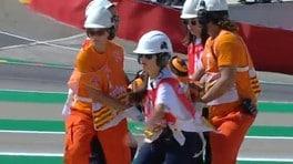 MotoGP Aragon: frattura del radio per Pol Espargaro, salta la gara