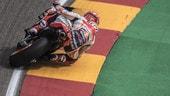 MotoGP Aragon, Marquez: la nona pole è sua. Vale sesto, Ducati dove sei?
