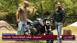 Motosprint The Test di Riccardo Piergentili: Honda CB650R e CBR650R
