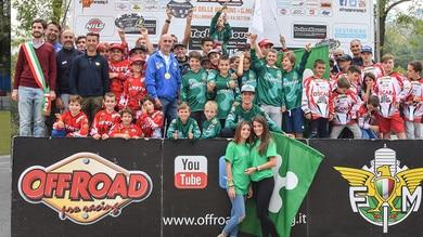 Motocross: il Trofeo delle Regioni a Mantova