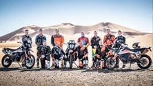 KTM Ultimate Race - LE FOTO