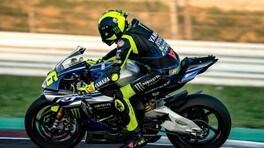 Allenamenti per Valentino Rossi, in pista a Misano con l'R1