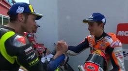 Marquez: 'Rossi si ritira? Ci crederò solo quando lo sentirò dire a lui'