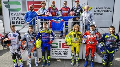 Sei Giorni di Enduro in Portogallo: le squadre italiane