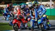 Dal Giappone gli scatti più curiosi dei piloti della MotoGP