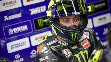 """MotoGP Giappone, Rossi: """"Non sono stato abbastanza bravo in frenata"""""""