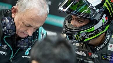 """MotoGP Giappone, Morbidelli: """"Essere la prima Yamaha è dura"""""""