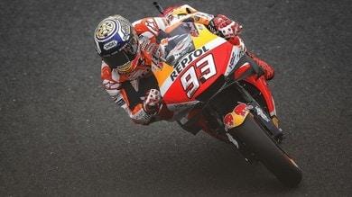 MotoGP Motegi, gara: Marquez vince, titolo costruttori a Honda