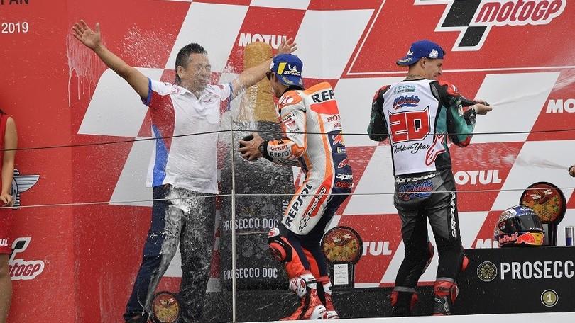 MotoGP Motegi, le FOTO più BELLE del fine settimana