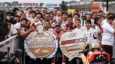 MotoGP Motegi, le PAGELLE: Honda augura lunga vita a King Marquez