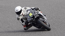 SBK: la nuova Honda è già in pista - LE FOTO