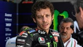 MotoGP, Rossi: 'Voglio provare a continuare'