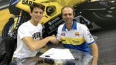 Supersport, Locatelli con Evan Bros: