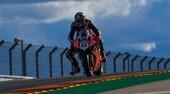 SBK Test Aragon: Redding sulla Ducati - FOTO