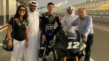 Vinales: il Qatar è ormai una seconda casa - FOTO