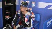 "SBK Test Aragon, Van der Mark: ""Ho fatto delle richieste a Yamaha"""