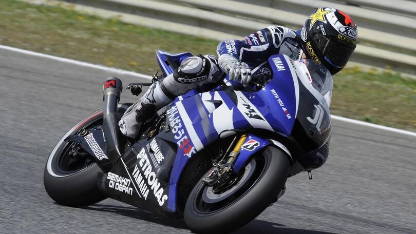 Jorge Lorenzo, le IMMAGINI più belle delle vittorie in Yamaha