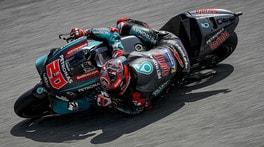 MotoGP Valencia, day1: Quartararo fa sul serio