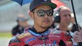 SBK: Takumi Takahashi con Honda