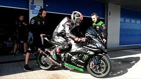 SBK Test Jerez: Jonathan Rea pronto alla sfida - VIDEO