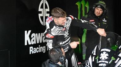 """SBK Test Jerez, Rea: """"Siamo dove dovremmo essere"""""""
