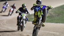 Valentino Rossi vince la 100 km dei Campioni - LE FOTO