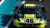 Abu Dhabi, 12 Ore del Golfo: prove al via per Valentino Rossi