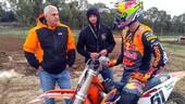 MXGP: frattura del femore per Jorge Prado