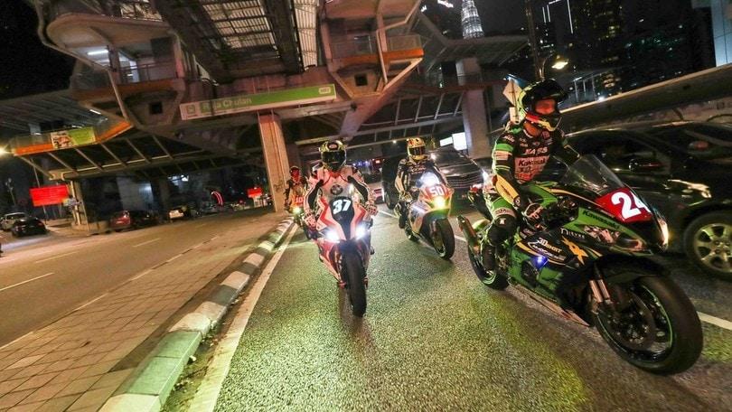Mondiale Endurance in parata in Malesia - FOTO
