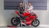 Ducati e il decimo titolo in BSB