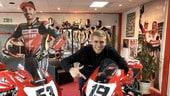 IDM: Julian Puffe alla Honda con Polita