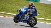Suzuki, Intervista Esclusiva: Alex Rins a fuoco lento
