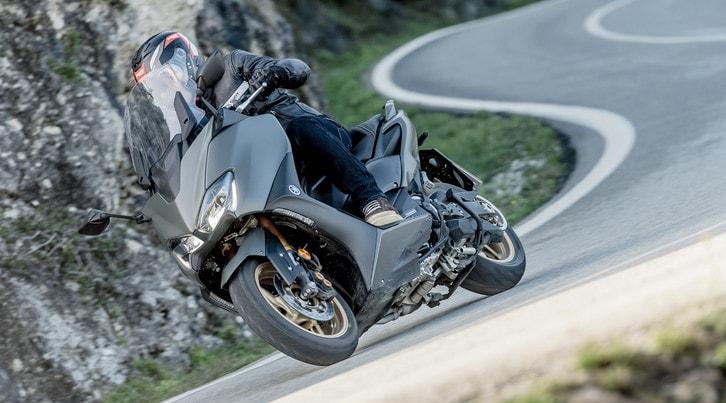The Test: Yamaha TMAX, il ritorno del Re