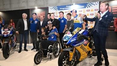 Pata e Yamaha, il 2020 inizia puntando in alto