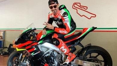 Biaggi, Lorenzo e Anderson le nuove Leggende della MotoGP
