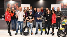Premiazioni Italian Cup e Trofeo Naked al MBE - FOTO