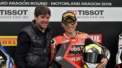 """Esclusiva, Checa: """"Solo la Ducati terrà il passo della Kawasaki di Rea"""""""