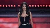 Sanremo 2020: Francesca Sofia Novello senza Valentino Rossi, che look FOTO