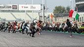 Moto Guzzi: il Fast Endurance scalda i motori