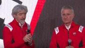 SBK: presentato a Imola il team Aruba Racing Ducati