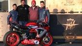 Supersport: svelata la nuova MV Agusta pronta a lottare per il titolo