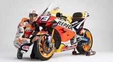 Honda MotoGP: Alex Marquez con la sua RC213V 2020 - FOTO