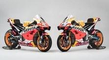 Honda MotoGP: le RC213V 2020 di Alex e Marc Marquez - FOTO